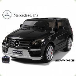 Mercedes ML63 AMG 12V, черный