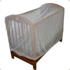 Москитная сетка на манеж и кровать