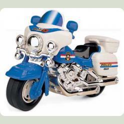 Мотоцикл полицейский Харлей