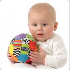 Мой любимый мячик (от 6 мес.)