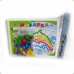 Мозаика Kinderway 120 деталей (30-016)
