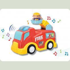 Музыкальная игрушка Keenway Пожарная машина (12671)