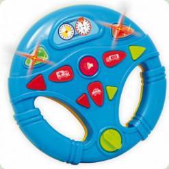 Музыкальная игрушка Руль Alexis-Babymix PL150391B