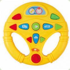 Музыкальная игрушка Руль Alexis-Babymix PL150391Y