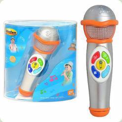 Музыкальная игрушка WinFun 2052 NL Микрофон