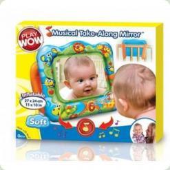 Музыкальное зеркальце Play Wow Забавный Я (3135PW)