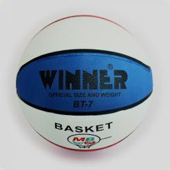 Мяч баскетбольный WINNER Tricolor № 5