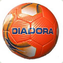 Мяч футбольный DIADORA № 4 orang