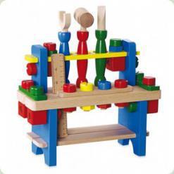 Набор деревянных игрушек Инструменты Alexis-Babymix HJD93550