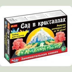 Набор для опытов Ranok creative Сад в кристаллах (12138011Р)
