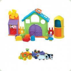 Набор Fun Time Фермерский двор с животными (5309FT)