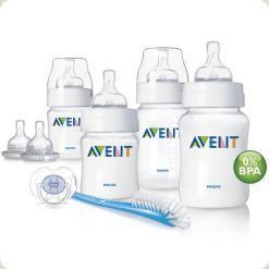 Набор начальный для кормления новорожденных Avent (0088/514978)