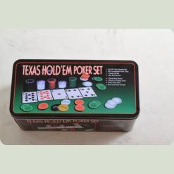Набор Покер Bambi Texas Hold'em Poker Set (0893)