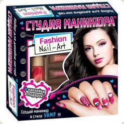 Набор Ranok Creative Для дизайна ногтей Стиль Вамп (14100161Р,5650)