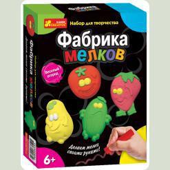 Набор Ranok Creative Фабрика мелков Веселый огород (14100060Р,2140)