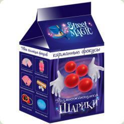 Набор Ranok Creative Карманные фокусы Размножающиеся шарики (15114044Р,6037)