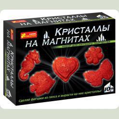 Набор Ranok Creative Кристаллы на магнитах Красные (12126002Р,0385)