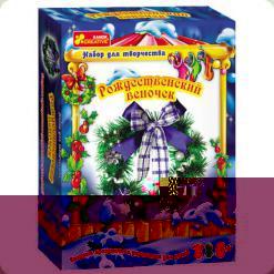 Набор Ranok Creative Рождественский веночек (15100227Р,9011-01)