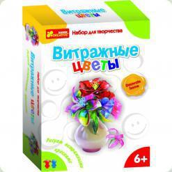 Набор Ranok Creative Витражные цветы (15100126Р,3031)