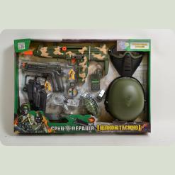 Набор военного Limo Toy 33560