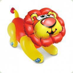 Надувная игрушка Play WOW Большой смеющийся Лев (3033PW)