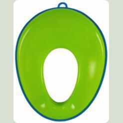Накладка на унитаз Tega Маленькая Зеленый