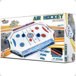 Настольная игра Let's Sport 4D 272 Воздушный хоккей