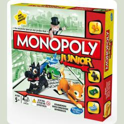 Настольная игра. Моя первая монополия