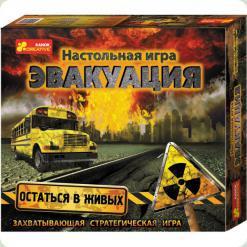 Настольная игра Ranok Creative Эвакуация (5831)