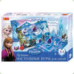 Настольная игра Ranok Creative Frozen (12162032Р)