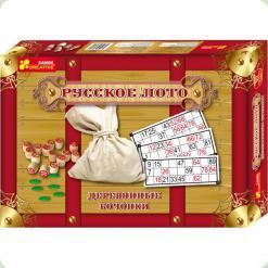 Настольная игра Ranok Creative Русское лото (5861)