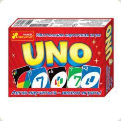 Настольная игра Ranok Creative УНО (12170005Р)