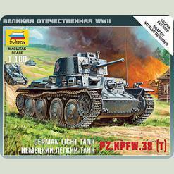 Нем.танк Т-38
