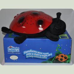 Ночник Limo Toy Волшебные сны с божей коровкой (YJ-1)