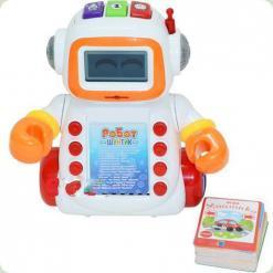 Обучающая игрушка Zhorya ZYE 00024 Умный Я Робот Шунтик