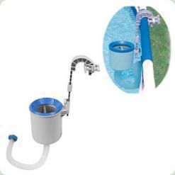Очистка верхнего слоя воды Intex 28000