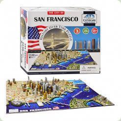 Пазл 4D Cityscape Сан-Франциско США (40044)