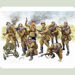 Пехота Красной Армии