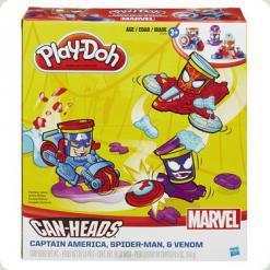 Play-Doh Транспортные средства героев Марвел (в ассорт.)