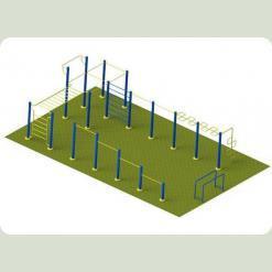 Площадка для Street Workout ОП-110