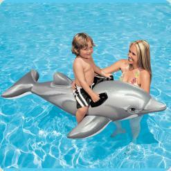 Плотик Intex 58539 Дельфин