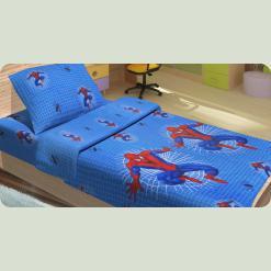 Постельное белье для подростков Lotus Young - Spiderman Web ранфорс
