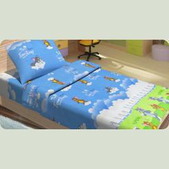Постельное белье для подростков Lotus Young - Tom & Jerry ранфорс