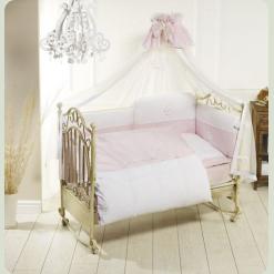 Постельный комплект Feretti Sestetto Long Petit Bebe Pink