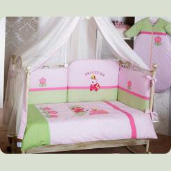 Постельный комплект Feretti Sestetto Long Princess Pink Premium