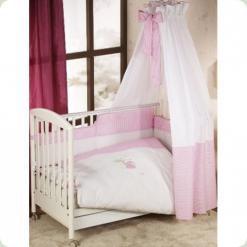Постельный комплект Nino Al Amour Pink