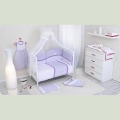 Постельный комплект Nino Paseo Violet