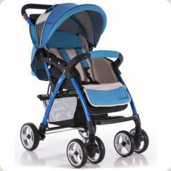 Прогулочная коляска Casato SK-340 Голубой