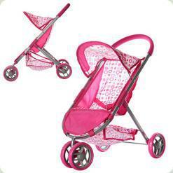 Прогулочная коляска для куклы Melogo (9675)