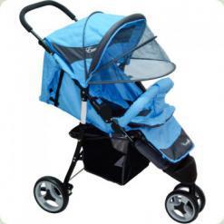 Прогулочная коляска Everflo SK-320 Blue